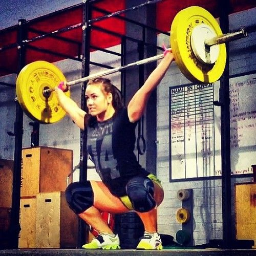 Oh squat crossfit pinterest beautiful girls and dr who