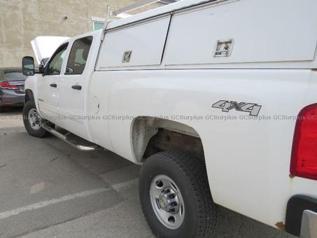 Picture of 2008 Chevrolet Silverado 3500HD  Crew Cab 4WD
