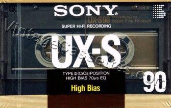 SONY UX-S (1988)