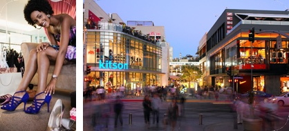 The new Santa Monica Place has all of L.A. talking – about the stores, the views, the food and the fresh, open-air design.  Finally, a shopping and dining destination that's just right for this iconic beach city.  A custom-designed Bloomingdale's made for the beach-chic lifestyle, a brand new Nordstrom, and a collection of A-list retail names that bring even more star power to world-famous Santa Monica.     Santa Monica Place  395 Santa Monica Place  Santa Monica, CA 90401  (310) 260-8333