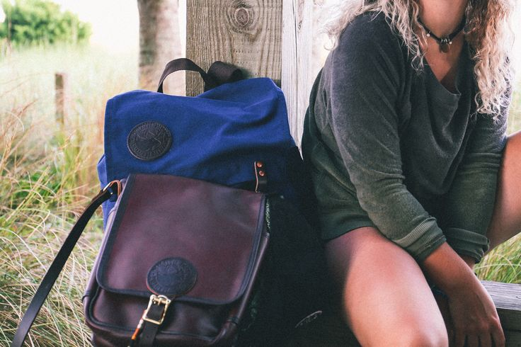 Whether you're commuting into the city or walking on the beach, the Duluth Pack Leather Haversack is the bag for you. It can carry your tablet, iPad and all other necessities comfortably with it's cross-body style. |www.duluthpack.com|