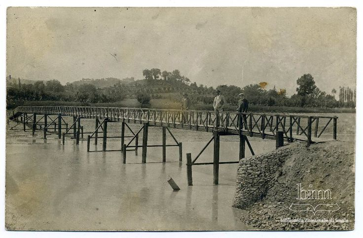 Ponte sul Santerno, inizio sec. XX (Bim, 19.1.1.1.241)