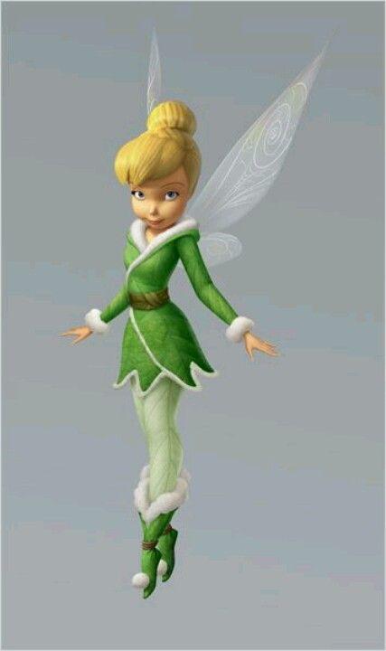 *TINKER BELL ~ Peter Pan, 1953