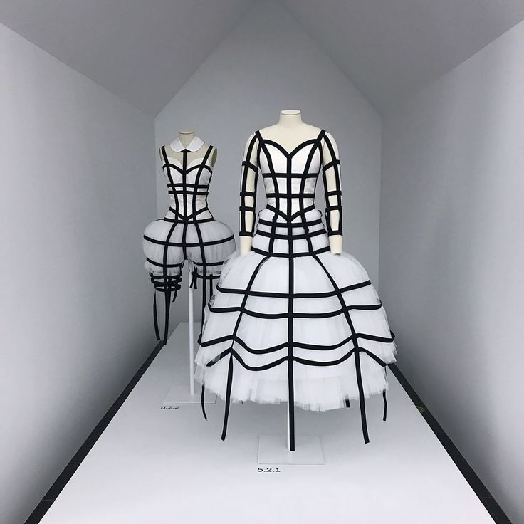 """Rei Kawakubo/Comme des Garçons: Art of the In-Between"" features more than 140 examples of Kawakubo's womenswear designs for Comme des Garçons, dating from the early 1980s to her most recent collection. Objects will be organized into nine dominant and recurring aesthetic expressions of ""the in-between"" in Kawakubo's work: Absence/Presence, Fashion/Anti-Fashion, Design/Not Design, Model/Multiple, Then/Now, High/Low, Self/Other, Object/Subject, and Clothes/Not Clothes. #MetKawakubo #TheMet…"