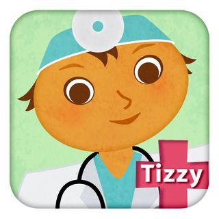 Tizzy Veterinarian - inget betyg, från Vi i villa - för barn 2-6 år #spel