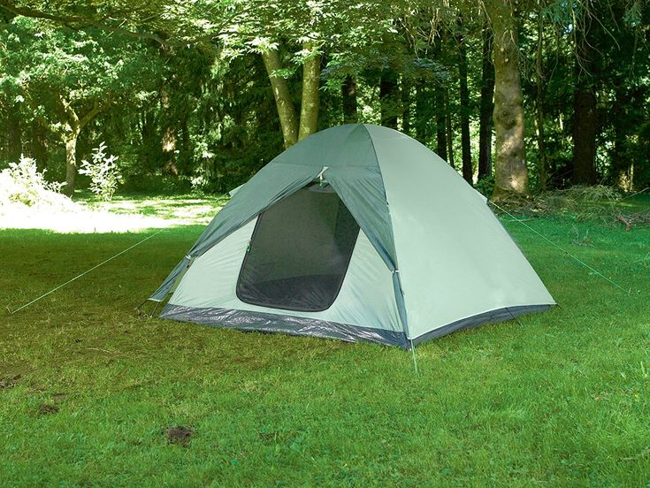 Outbound Eiger 5 Person Tent (Green, Small) ** New and awesome product awaits you, Read it now  : Hiking tents