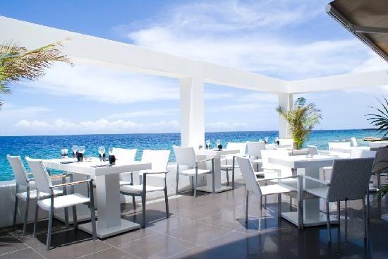 Saint Tropez Ocean Club Restaurant   Located in Pietermaai, near downtown Punda   Curacao