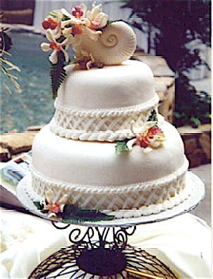 I Can See Serving A Cake Like This One For A Small Private Wedding At St