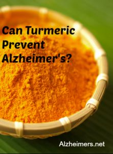 Can Turmeric Help Treat Alzheimer's?