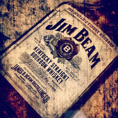 whiskey label Repinned by www.silver-and-grey.com