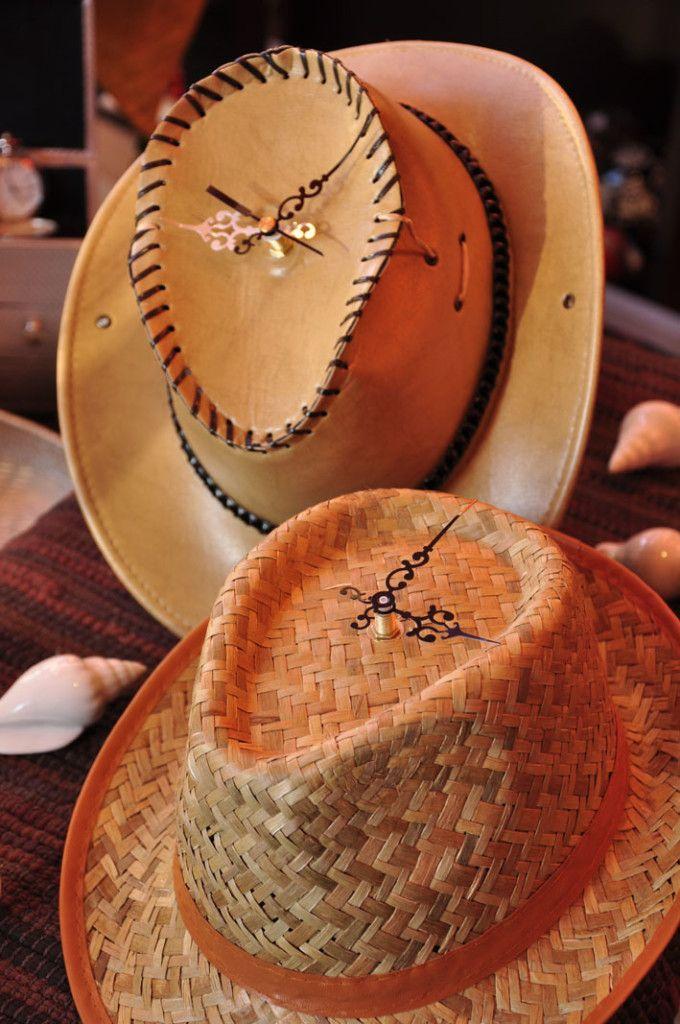 Περιοδικό Έτσι Απλά   Τι ώρα λέει το... καπέλο σας; Easy hat clock