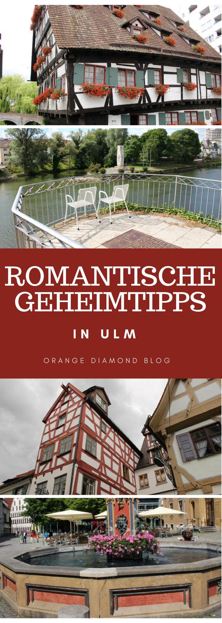 Romantische Fundstücke und Geheimtipps in ULM