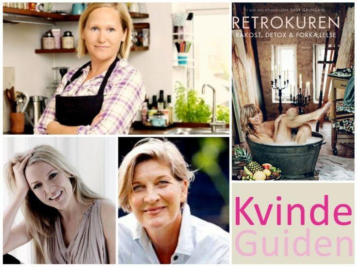 Anmeldelser af Retrokuren af Anette Harbech Olesen, Madbanditten, Sofia Manning og Kvindeguiden.dk