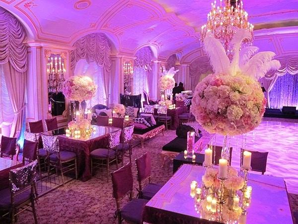 Leandra Medine Manrepeller S Wedding At St Regis Hotel New York Paris Themed Weddingsworld