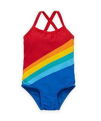 Little Bird by Jools Rainbow Swimsuit
