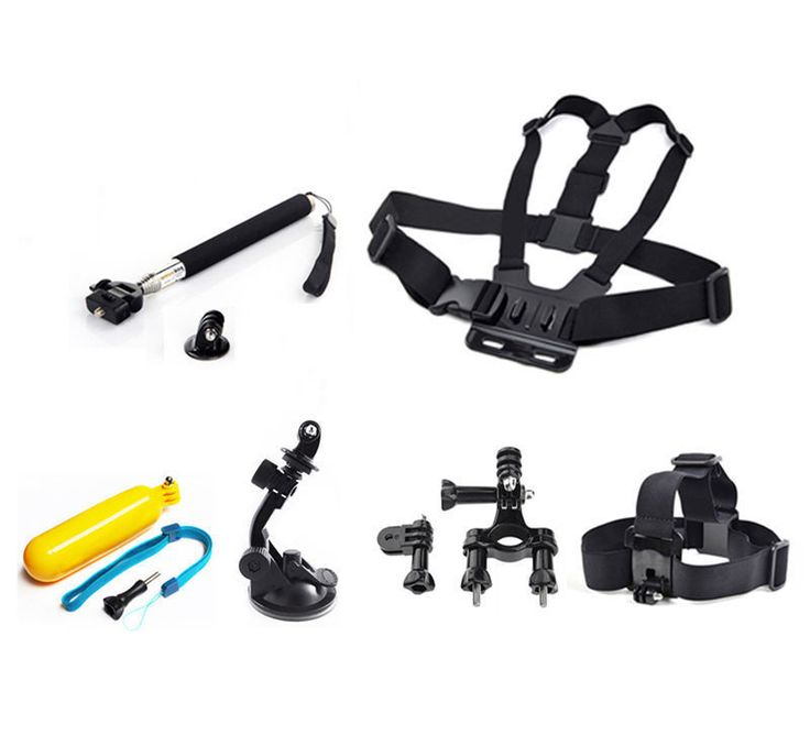 Chest Head Strap Mount Floating Monopod Pole For GoPro 2 3 4 Camera Accessories #UnbrandedGeneric