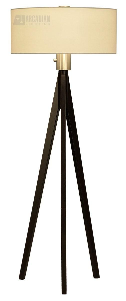 Nova Lighting Tripod Transitional Floor Lamp - NV-10858