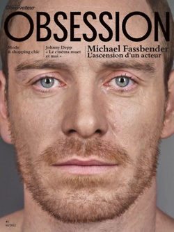 'Obsession' magazine, march 2012