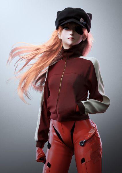 Artist creates incredibly lifelike 3-D models of anime characters (and Sexy Rilakkuma)