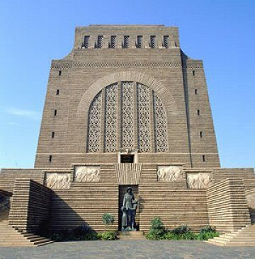 Die Voortrekkermonument, Pretoria