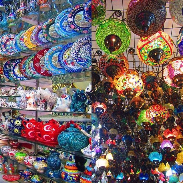 📸: Grand Bazaar, Istanbul. Be sure to check out the local handicrafts and pick up some souvenirs 🛍🎁 www.thegirlswhowander.com #thegirlswhowander #traveltalktours #grandbazaar #grandbazaarshops #istanbul #turkey #localbusiness #girlsborntotravel #backpacker #LiveIntrepid #wannagohere #passportcollective #instatravel #photooftheday #picoftheday #travel #blogoftheweek #linkinbio