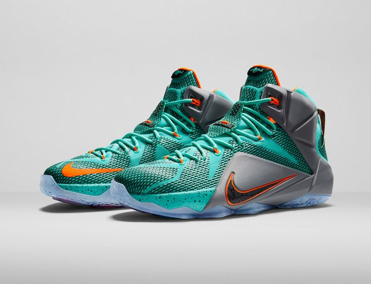 Nike LeBron 12 Basketball Shoe