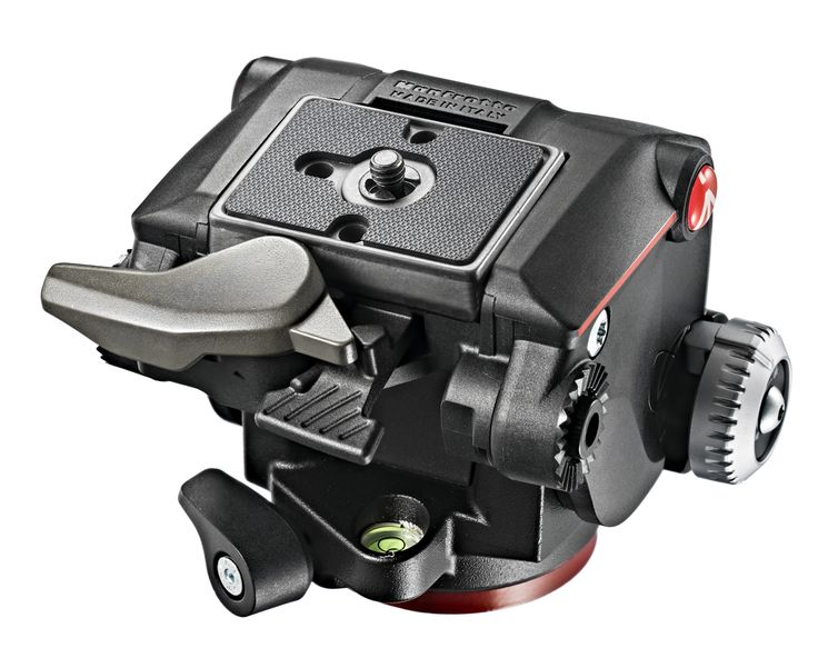 XPRO Fluid Head With Fluidity Selector MHXPRO-2W - Two Way | Manfrotto
