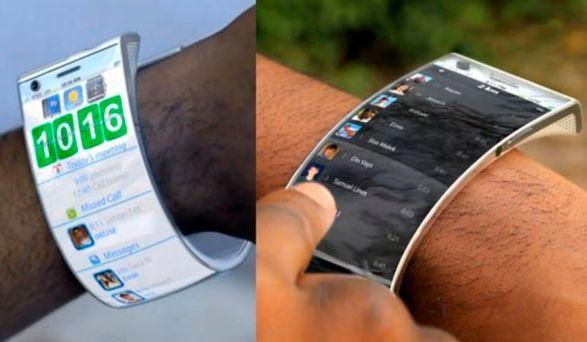 EmoPulse este o combinatie intre un smartphone si un ceas super istet si tare simpatic.