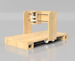 Homebuilt (DIY) CNC router - Arduino based (GRBL)