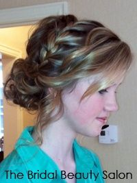 For those lazy day buns. Throw in a few stray curls and a thick braid. (are you kidding me, original commenter? lazy day buns? this is the kind of do ...