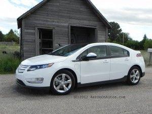 The 2012 Chevrolet Volt