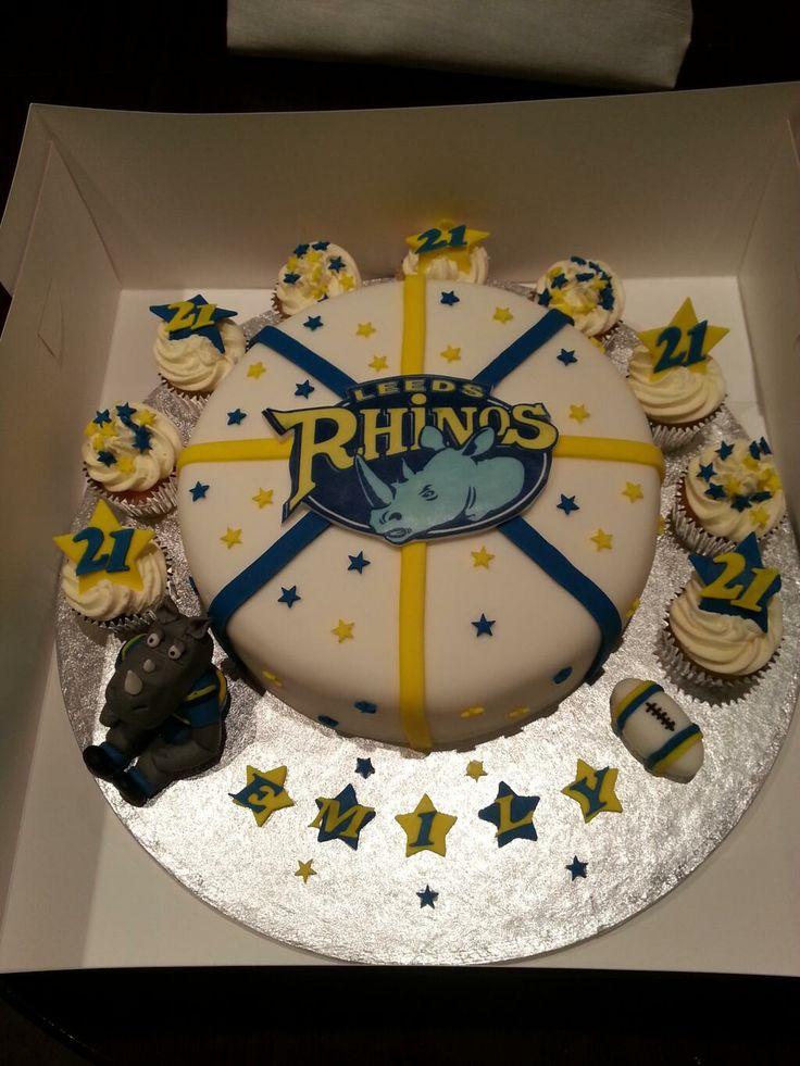 St Birthday Cakes Leeds