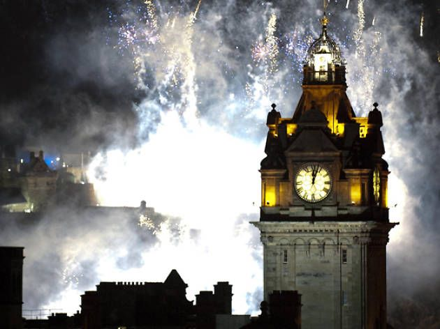 New Year's Eve in Edinburgh - TimeOut Magazine