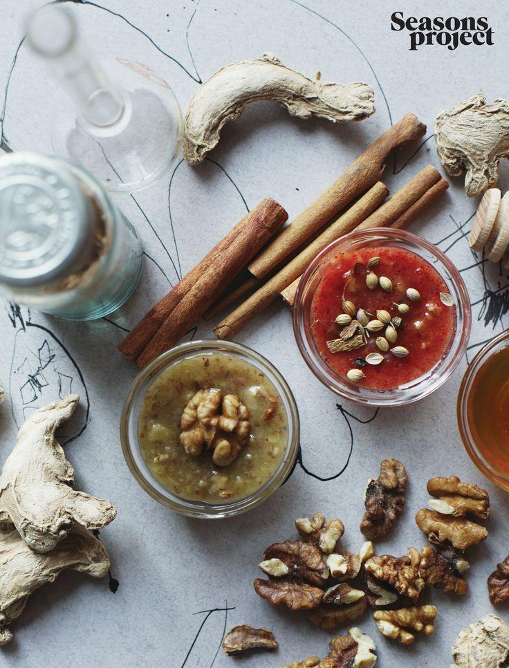 Seasons of life №15/ May-June 2013 issue #seasonsproject #seasons #seasonsoflife #food #honey #natural #nut