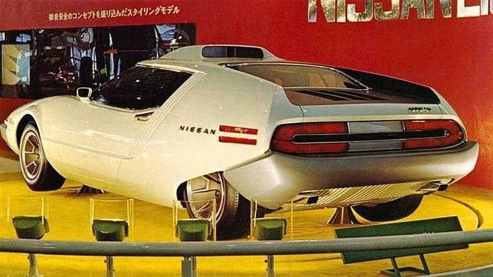 1971 Nissan 216X concept