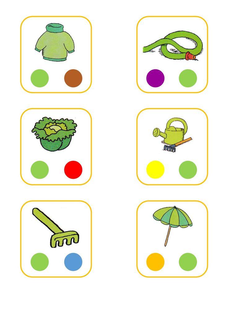 Cartes couleurs de T'choupi - Satilu