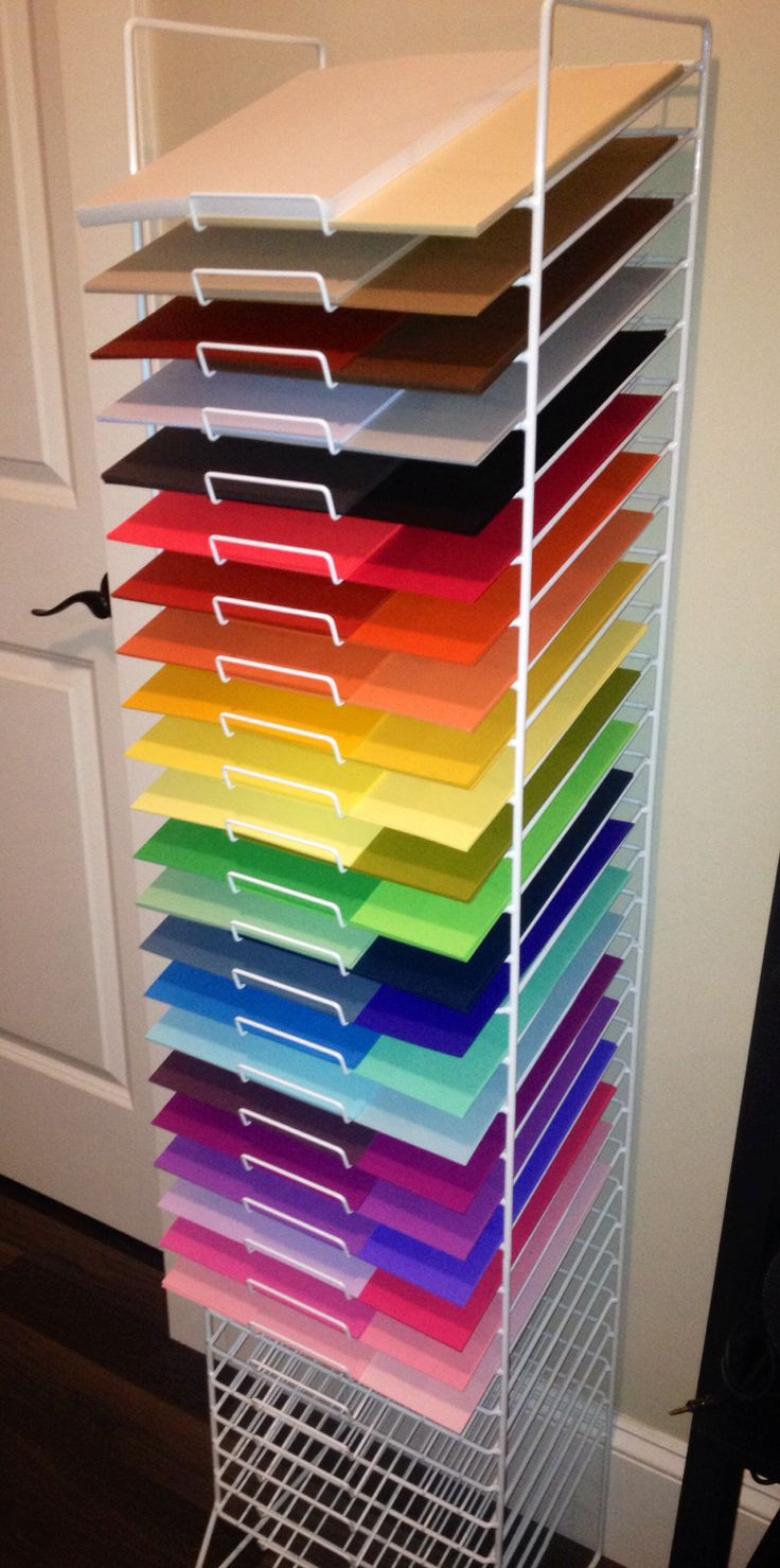 Picked up my paper rack today! Love it!