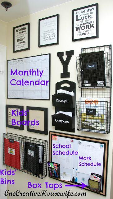 Kitchen Calendar Organization : Best kitchen calendar organization ideas on pinterest