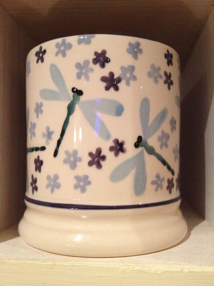 Emma Bridgewater DRAGONFLIES 0.5 pint mug