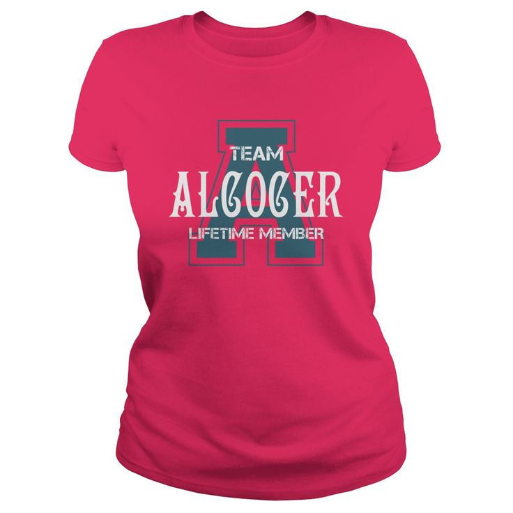 ALCOCER Shirts - Team ALCOCER Lifetime Member Name Shirts #gift #ideas #Popular #Everything #Videos #Shop #Animals #pets #Architecture #Art #Cars #motorcycles #Celebrities #DIY #crafts #Design #Education #Entertainment #Food #drink #Gardening #Geek #Hair #beauty #Health #fitness #History #Holidays #events #Home decor #Humor #Illustrations #posters #Kids #parenting #Men #Outdoors #Photography #Products #Quotes #Science #nature #Sports #Tattoos #Technology #Travel #Weddings #Women