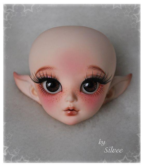LittleFée Chloe custom *^__^* | Flickr - Photo Sharing!