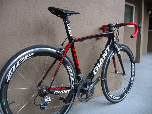 My Bike - Giant TCR Advanced SL 0
