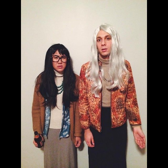 Pin for Later: 27 Costumes For 30-Somethings That Won't Break the Bank Candace and Toni From Portlandia