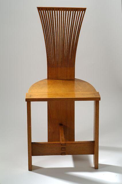 Krzesło Piórka By Jan Kurzątkowski.