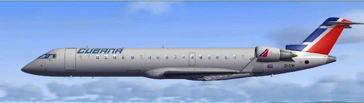 Cubana Airlines Bombardier CRJ-700