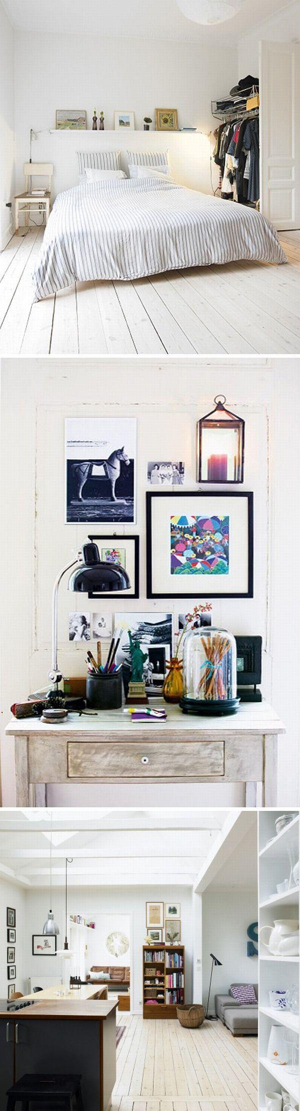 beautiful interior2 Warm and Stylish Scandinavian Interior Designs