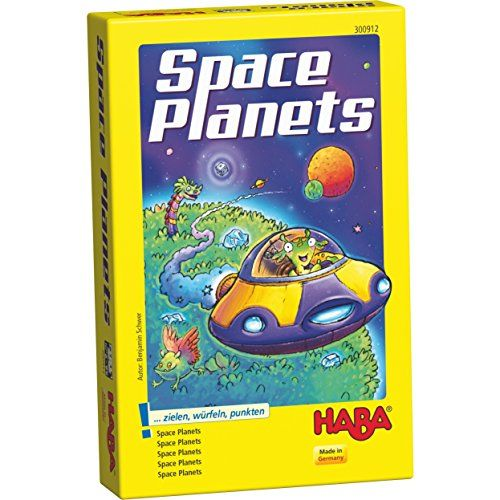 Floor Games - HABA Space Planets A Dice and Discovery Game for Ages 6  Made in Germany * Read more reviews of the product by visiting the link on the image.
