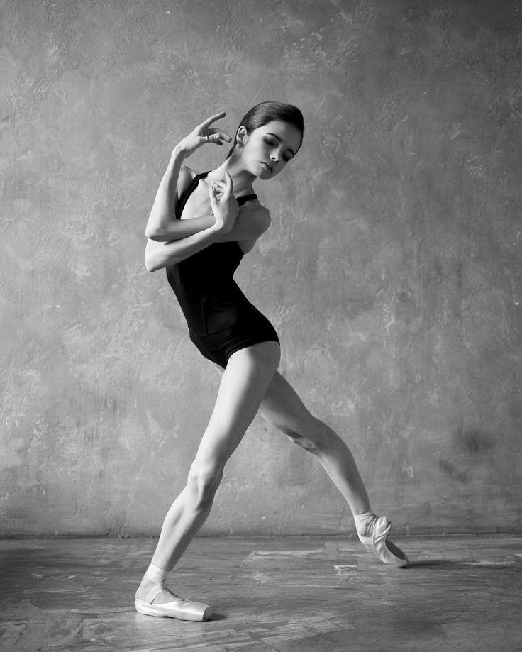 студийная фотосессия балерины первое культурное событие