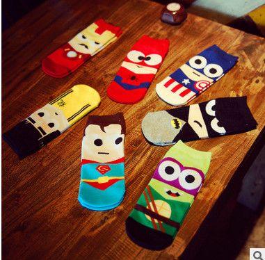 14PCS=7pairs 42, 43, 44 MARVEL Iron Batman Superman SpiderMan Captain America cartoon ankle funny socks calcetines  chaussette //Price: $16.99 & FREE Shipping //     #FUNNYSOCKS #FUNSOCKS #FUNKYSOCKS #SOCKS #SOCKSWAG #SOCKSWAGG #SOCKSELFIE #SOCKSLOVER #SOCKSGIRL #SOCKSTYLE #SOCKSFETISH #SOCKSTAGRAM #SOCKSOFTHEDAY #SOCKSANDSANDALS #SOCKSPH #SOCK #SOCKCLUB #SOCKWARS #SOCKGENTS #SOCKSPH #SOCKAHOLIC #BEAUTIFUL #CUTE #FOLLOWME #FASHION