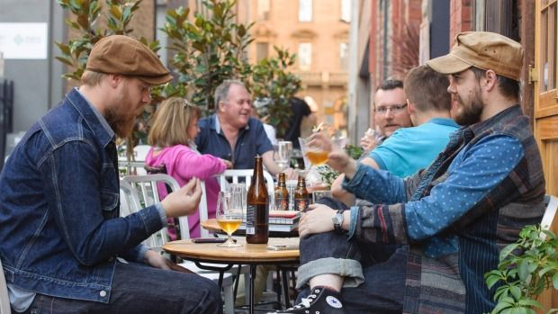 Adelaide small bars - pioneer Clever Little Tailor draws a convivial clientele night and day.